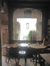 Gama Stan cafe