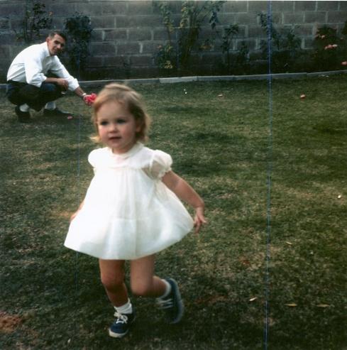 Caroline and Dad