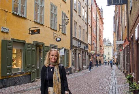 caroline in stockholm