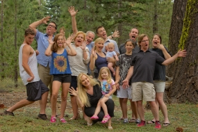 Crazy Poucher Family